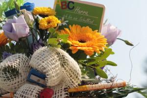 """Blumenstrauß: Bild von """"Traumland-de"""", pixabay.com"""